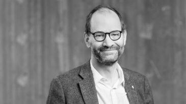 Biträdande riksbibliotekarie Lars Ilshammar. Foto: Jann Lipka