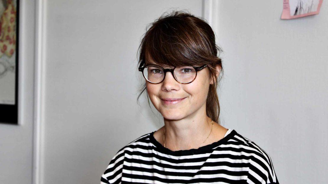 Lisa Engström. Foto: Privat.